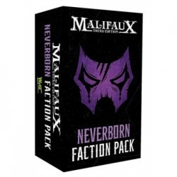 Malifaux 3rd - Neverborn...