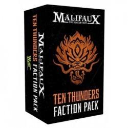 Malifaux 3rd - Ten Thunders...