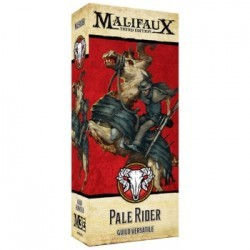 Malifaux 3rd - Pale Rider...