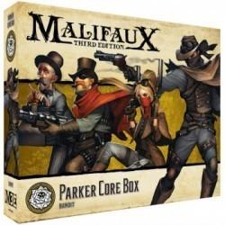 Malifaux 3rd - Parker Core Box