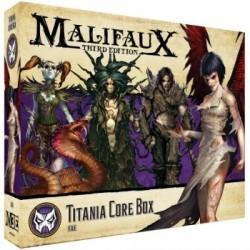 Malifaux 3rd - Titania Core...