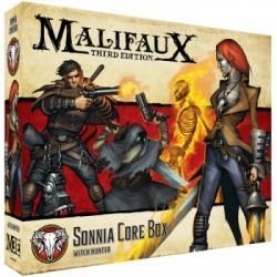 Malifaux 3rd - Sonnia Core Box