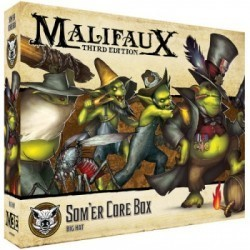 Malifaux 3rd - Som'er Core...