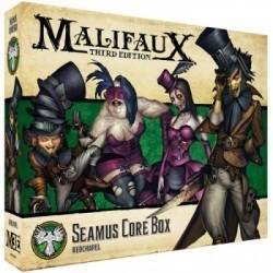 Malifaux 3rd - Seamus Core Box