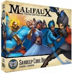 Malifaux 3rd - Sandeep Core...