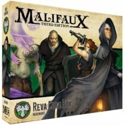 Malifaux 3rd - Reva Core Box