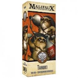 Malifaux 3rd - Tanuki...