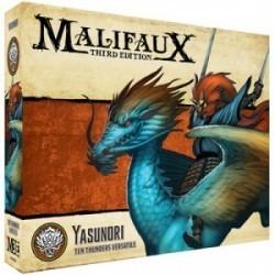 Malifaux 3rd - Yasunori