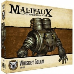 Malifaux 3rd - Whiskey...