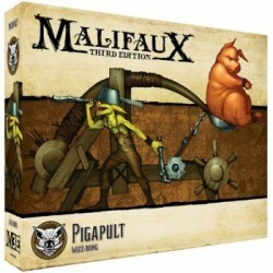 Malifaux 3rd - Pigapult...