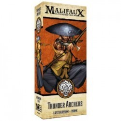 Malifaux 3rd - Ten Thunder...