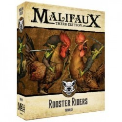 Malifaux 3rd - Rooster Riders