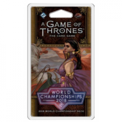 A Game of Thrones LCG: 2018...