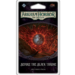 Arkham Horror LCG: Before...