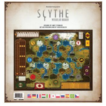 Scythe  modularna plansza