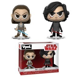 POP! Star Wars - Rey + Kylo...