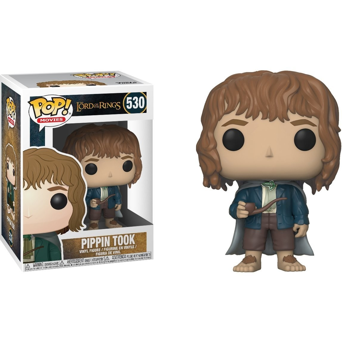 POP! The Lord of the Rings - Pippin Took (530)