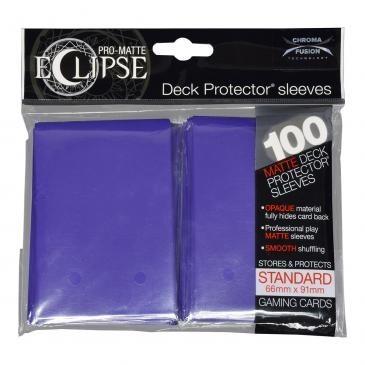 Ultra-Pro Koszulki Eclipse Standard 66x91 - Royal Purple (100szt)