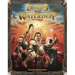 Lords of Waterdeep D&D...