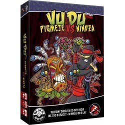 VuDu - Pigmeje vs Nindża