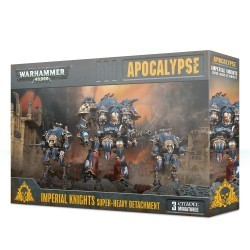 Apocalypse Imperial Knights...