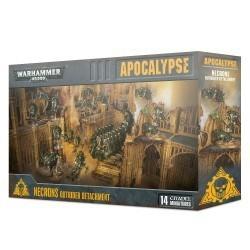 Apocalypse Necrons Outrider...
