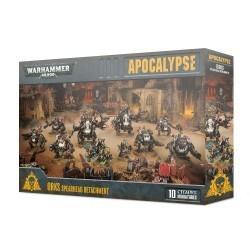 Apocalypse Orks Spearhead...