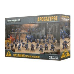 Apocalypse Space Marines...
