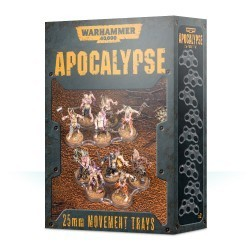 Apocalypse Movement Trays 25mm