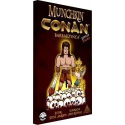 Munchkin Conan Barbarzyńca