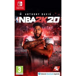 NBA 2k20 NSwitch