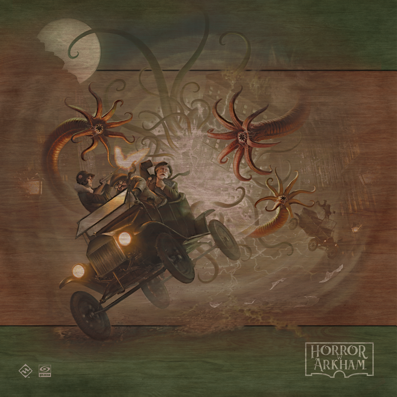 Horror w Arkham 3 edycja - MATA