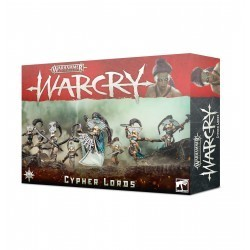 Warcry Cypher Lords...