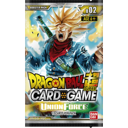 Dragon Ball SCG: B02 Union...