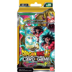 Dragon Ball SCG: SD05 The...