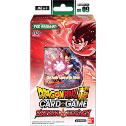 Dragon Ball SCG: SD09...