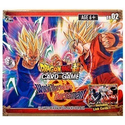 Dragon Ball SCG: TB02 World...