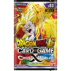 Dragon Ball SCG: B03 Cross...
