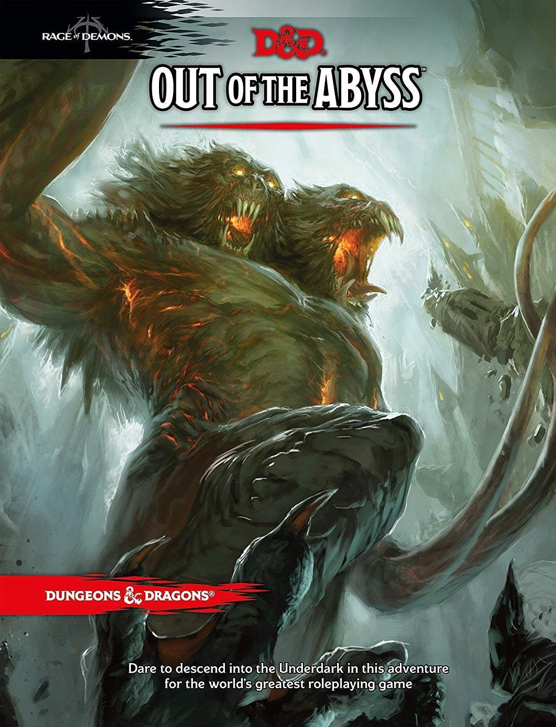 Dungeons & Dragons RPG - Out of the Abyss