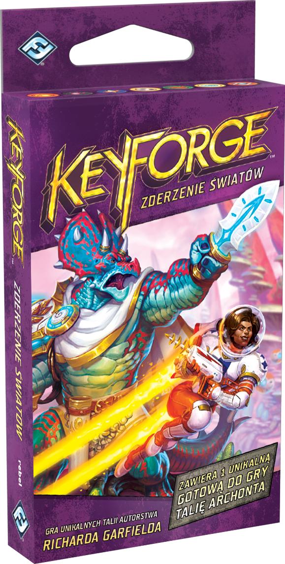 KeyForge: Zderzenie Światów - Talia Archonta (przedsprzedaż)