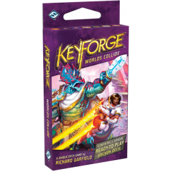 KeyForge: Worlds Collide...