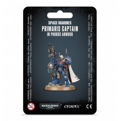 Space Marines Primaris...