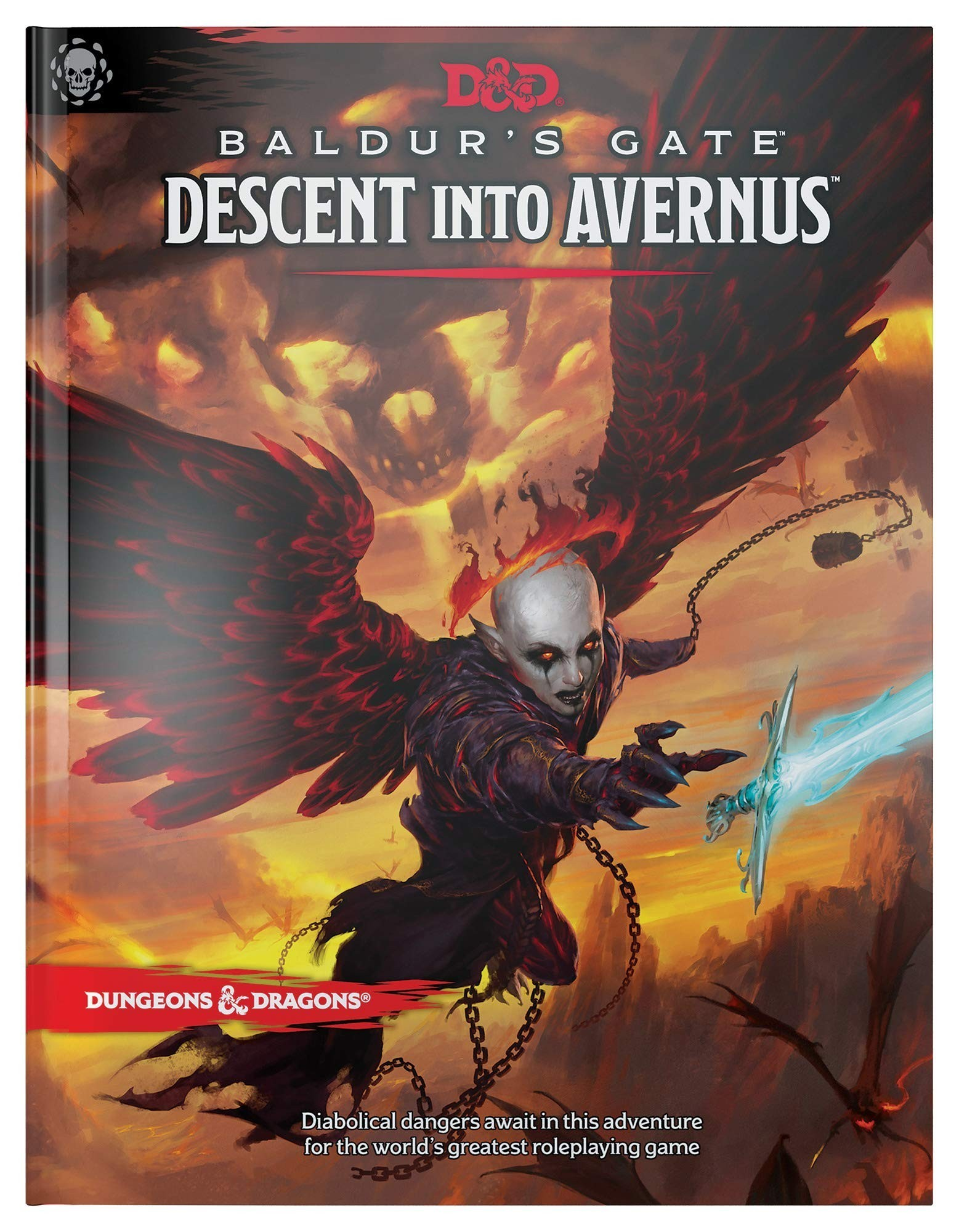 Dungeons & Dragons RPG - Baldur's Gate: Descent into Avernus