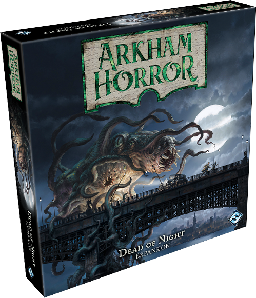 Arkham Horror 3rd: The Dead of Night