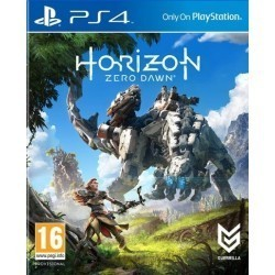 Horizon Zero Dawn PL PS4...