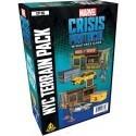 Marvel Crisis Protocol: NYC...