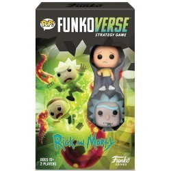 POP! Funkoverse - Rick and...