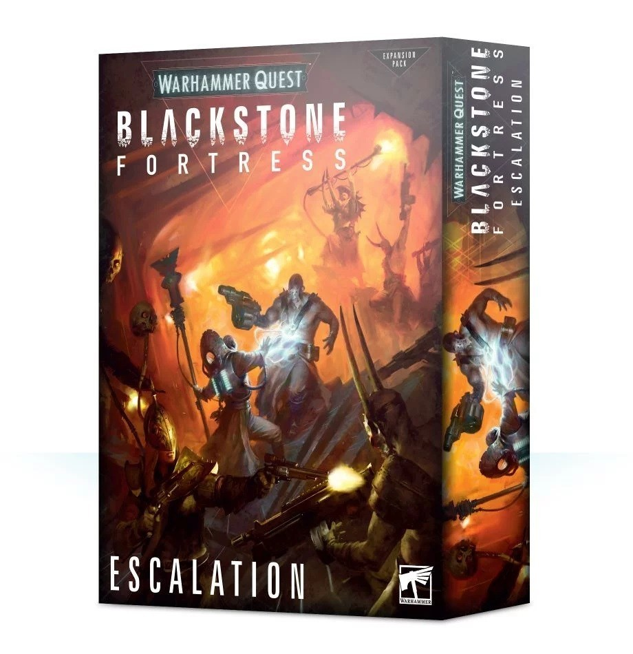 Blackstone Fortress - Escalation