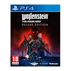 Wolfenstein Youngblood PS4...