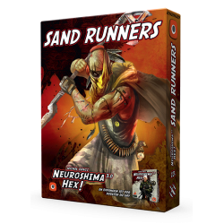 Neuroshima HEX 3.0: Sand...